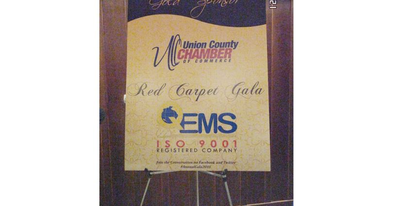 Union County COC Red Carpet Gala 2015