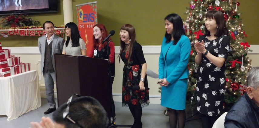 QEMS Christmas Luncheon 2015 Gallery
