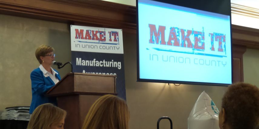 QEMS Participates in 2016 Make It In Union County Manufacturing Week